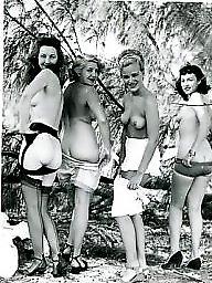 Vintage, Vintage amateur, Naked