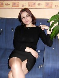 Mature, Mom, Dress, Dressed, Moms