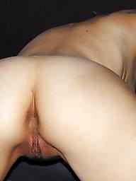 Milf ass, Ass, Stockings, Amateur milf