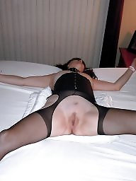 Spread, Mature bdsm