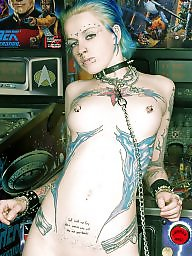 Chained, Strip