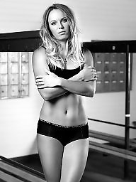 Underweare, Underwear celebrity, Photo blonde, Bw, Blonde photo, Celebrity caroline wozniacki