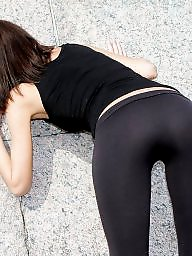 Spandex, Leggings, Leggings ass