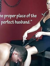 Cuckold, Cuckold captions, Femdom captions, Interracial captions, Femdom caption, Cuckold caption