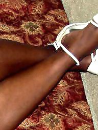 Ebony feet, Amateur feet, Sexy legs, Ebony legs, Sexy feet, Leggings
