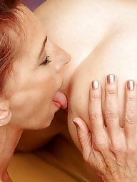 Mom, Young girl, Old mom, Mature lesbians, Mature group, Party