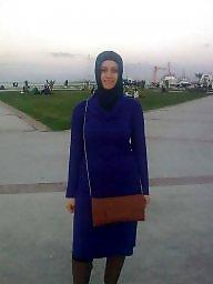 Arabic, Asian stockings, Hijab, Arab, Turbanli, Muslim