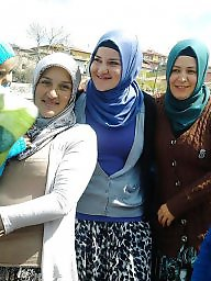 Arabic, Turkish, Hijab, Muslim, Turbanli, Hijab porn