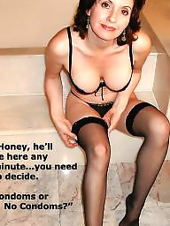 Cuckold captions, Cuckold, Interracial captions, Caption, Sissy captions, Milf captions