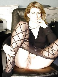 Nylons, Wide open, Nylon, Open