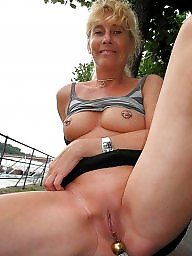 Lady b, Milf flash