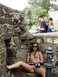 Public nudity, Public, Public milf, Outdoor, Amateur outdoor, Amateur milf