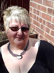 Mature bbw, Bbw granny, Granny, Grannies, Lingerie, Granny boobs