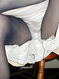 Upskirt, Vintage, Femdom