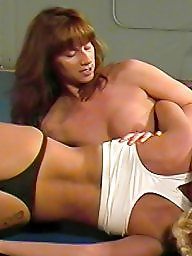 Wrestling, Strapôn, Straps, Strappings, Strapping, Strap-on lesbian