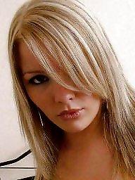 Grosse ado blonde, Gros seins blonde
