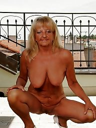 Grandma, Mature hairy