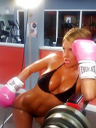 Boxing, Sport, Sports, Public, Nipples, Nipple