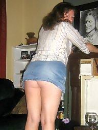 Mom, Aunt, Mature ass