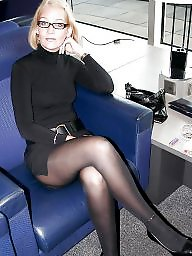 Mature stocking, Mature stockings, Sexy mature