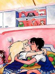 Lesbian cartoons, Cartoons, Lesbian cartoon, Cartoon lesbian