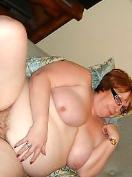 Mature bbw, Small tits, Mature tits