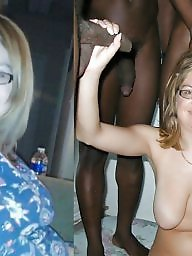 Undress bbw, Milf glass, Milf with glasses, Matures dressed and undressed, Mature glasses, Mature before after