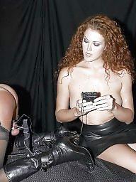 Redhead femdom, Strict femdom, Strict, Sabrina h, Sabrina t, Femdom strict