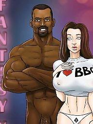 Interracial cartoon, Interracial cartoons, Swingers, Swinger