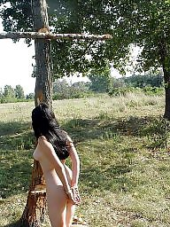 Outdoor bdsm pics