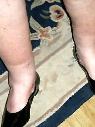 Aunt, Bbw feet