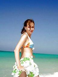 Nude beach, Beach