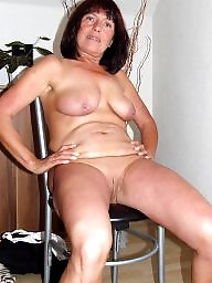 Grannies, Amateur mature, Grannys, Brunette mature