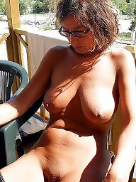 Mature, Amateur, Mature glasses, Glasses, Matures, Lady b