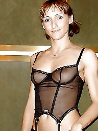 Lingerie, Moms, Mature lingerie, Mom