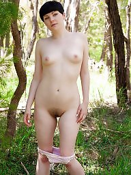 Dirty panties, Dirty panty, Hairy panties, Outdoor