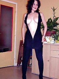 Stocking milf, High heels, Milf heels, Posing, Milf posing, High heel