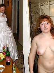 Dressed undressed, Undressed, Bride, Brides, Dressing, Undress