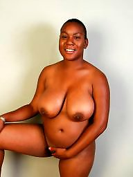 Ebony tits, Black tits
