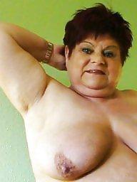 Bbw granny, Bbw, Mature, Grannies, Granny tits