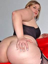 Bbw ass, German, Ass, Bbw, Stockings, Bbw stocking