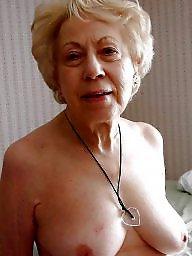 Granny, Granny blowjob, Mature blowjob