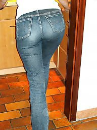 Mature ass, Mature jeans, Jeans, Big ass mature, Jeans ass, Big ass milf