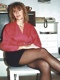 Two black, Two amateur milfs, Two & stockings, Red,milf, Red stockings, Red stocking