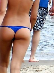 Amateur thong, Bikini, Thong beach, Bikini ass, Thongs, Thong