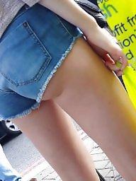 Hidden cam, Tiny teen, Tiny, Shorts