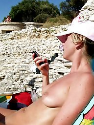 German, Vacation, Public nudity, Nudity, Public, Beach