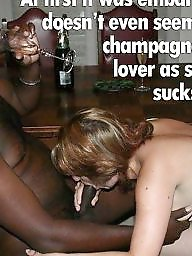 Cuckold caption, Interracial captions, Femdom captions, Femdom caption