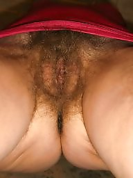 Hairy ass, Mature pussy, Mature ass, Mature hairy