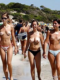 Topless, Beach, Topless beach